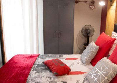 chambre lit 160 le loft saint gilles croix de vie