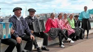 fête de la sardine groupe folkrorique