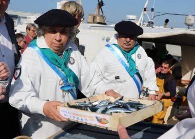 Fête de la sardine St Gilles croix de vie